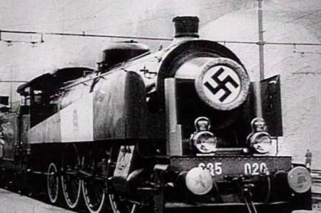 Суперсооружения Третьего рейха. Гитлеровские поезда смерти / Nazi Megastructures. Hitler's Death Trains (2017) National geographic
