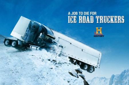 Ледовый путь дальнобойщиков / Ice Road Truckers (2017) 11 сезон