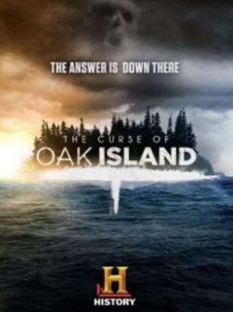 Проклятие острова Оук / The Curse of Oak Island. 5 сезон (2017-2018)