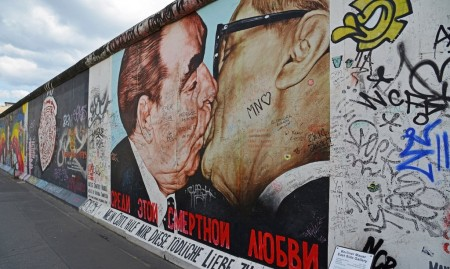 Не факт. Берлинская стена (2018)