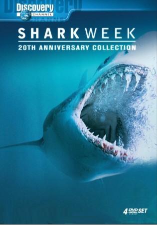 Неделя акул / Shark Week (2018) Discovery